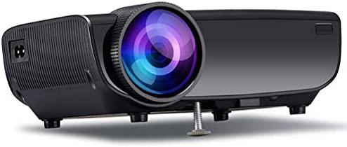 LIDIWEE 3D 1080p HD WiFi móvil con el Mismo proyector de ...