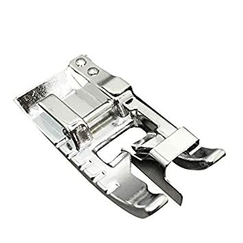 Snap on Edge Joining// Stitch in Ditch Foot For Brother Domestic Sewing Machine