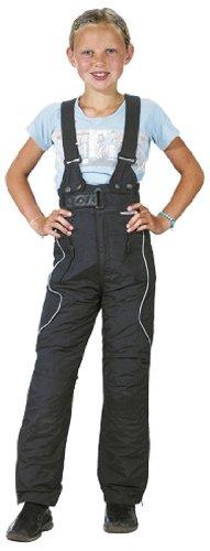 Roleff Racewear Motorradhose für Kinder, Schwarz, L/152 Roleff Roemer GmbH 454kl