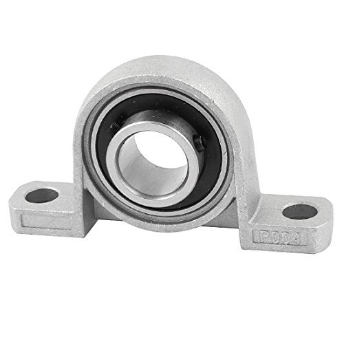2' Pillow Block Bearings (20 milímetros Diâmetro bola Inner Montado Pillow Block Insert Bearing KP004)