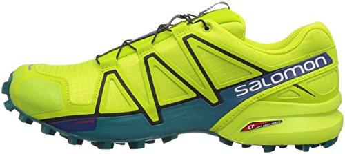 Lake Chaussures lime Homme Vert 000 acid Salomon deep À Green Randonnée Lime Speedcross Pw8x45qTA