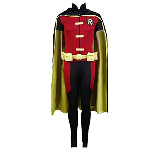 Robin Young Justice - TISEA Young Justice Cosplay Costume Robin