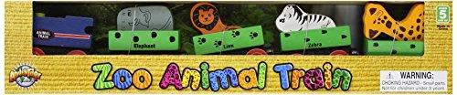 Adventure Planet Wooden Animals 5 Piece