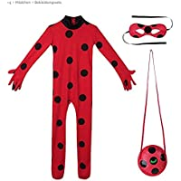 AMIIBO S Code Seven-Star Ladybug Halloween Anime Ropa