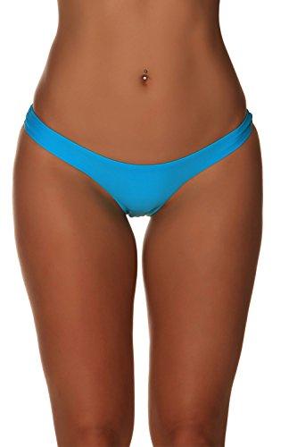 Sheridyn Swim Women's Scrunch Brazilian Bikini Bottom Baia XX-Small