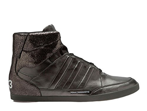 b32f747bf Adidas Y-3 Honja High by Yohji Yamamoto Men Shoes Gun Metal Running White  Q35221  Amazon.ca  Shoes   Handbags