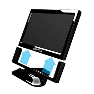 Mimo UM-1000 Magic Monster 10.1'' LCD Monitor, Black from Ingram Micro CE