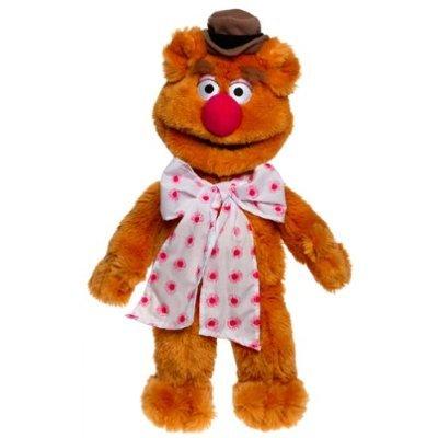 The Sesame Street Muppets: Bean Bag Fozzie 8