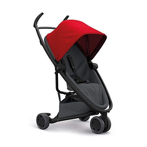 Carrinho de Bebê Zapp Flex Quinny, Red on Graphite
