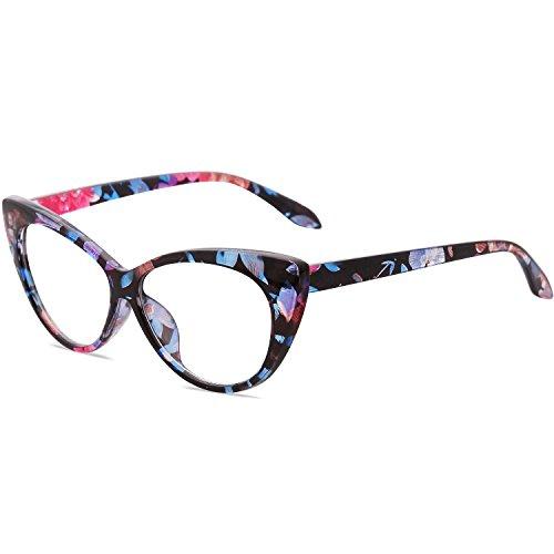 SOJOS Gafas Sol Unisex Retro 2040c8 Lentes Transparente Flor Polarizado Mujer Clásico SJ2050 De Marco Hombre Cuadrado xgdwnraxH