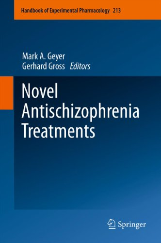Novel Antischizophrenia Treatments: 213 (Handbook of Experimental Pharmacology) Pdf