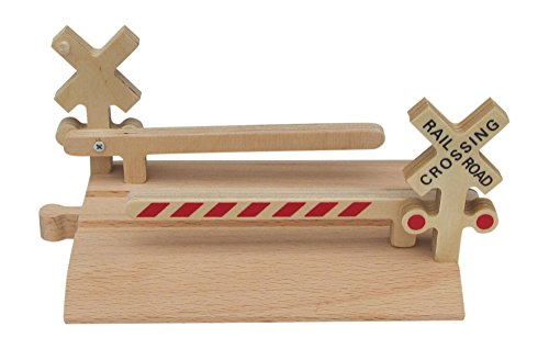 (Wooden Railroad Crossing 6