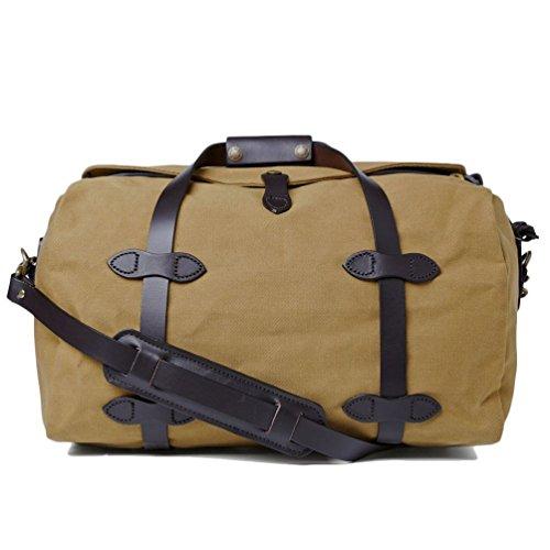 Filson Small Twill Duffle Bag, Tan