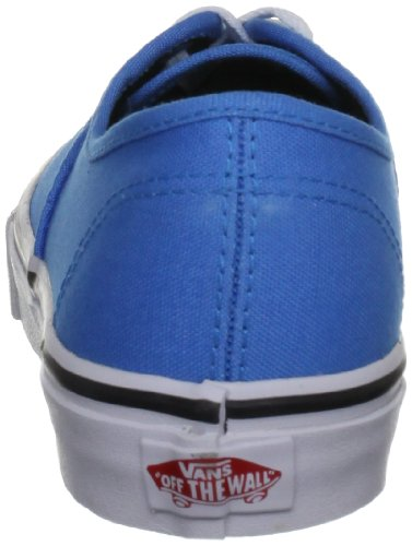 Vans Authentic, Zapatillas Unisex Bebé Azul (Malibu Blue/Black)