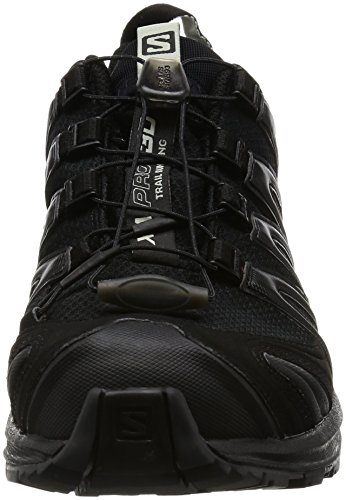 Mineral Black Running Pro Shoes Black GTX Black Grey 3D Xa Trail Women's Salomon wq68W8P