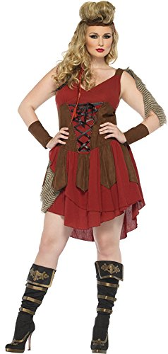 Deadly Huntress Adult Costume - Plus Size -