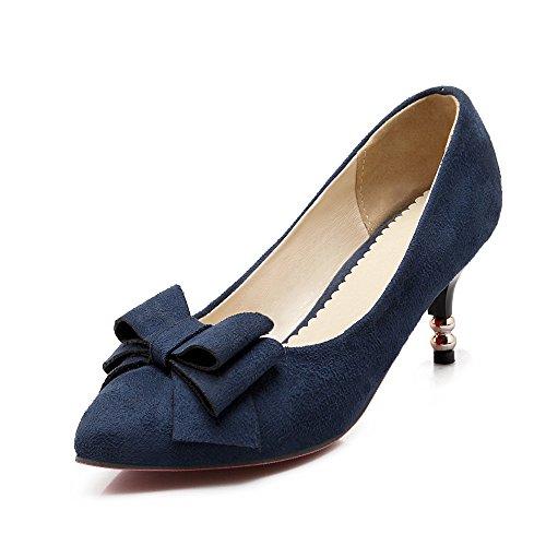 Donna A Zeppa Blue Con amp;nSandali YeWIEDH29