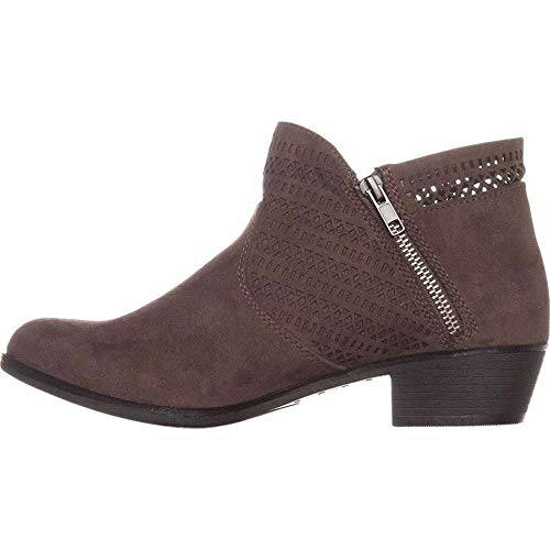 American Rag Womens Abby Almond Toe Ankle Fashion Boots, Taupe Perf, Size 7.5 from American Rag