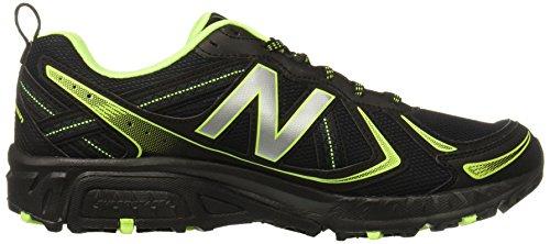 New Balance Men's MT410v5 Cushioning Trail Running Shoe, Black, 8 D US by New Balance (Image #7)