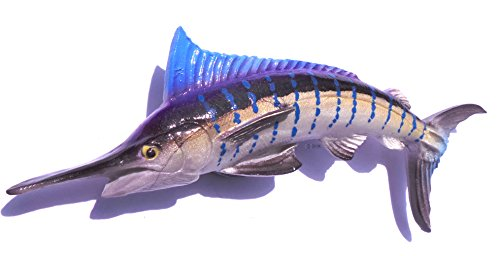 Blue Marlin, Game Fish, Thailand 3D High Quality Resin TOY Fridge Magnet