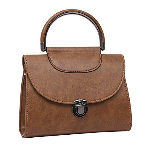 Black Hobo Bags Shoulder Light Handbag Shoresu Brown Women Purse Bag Lady Messenger Women Tote Fashion wC7xnpq1