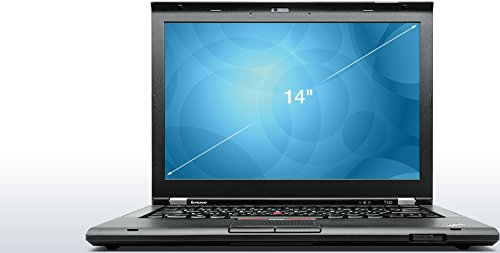 Lenovo Thinkpad T430 Business Laptop computer Intel i5-3320m up tp 3.3GHz, 8GB DDR3, 128GB SSD, 14″ HD LED-backlit display, DVD, WiFi, USB 3.0, Windows 10 Pro (Certified Refurbished)