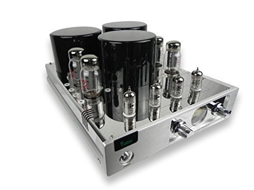 - YAQIN MC-13S Push-Pull Integrated Stereo Tube Amplifier(Without Protect Cover)