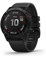 Garmin Fenix 6X Pro multisportowy zegarek GPS, czarny