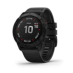 Image of the product Garmin Fenix 6X Sapphire that is listed on the catalogue brand of Garmin. This item has been rated with a 5.0 scores over 5