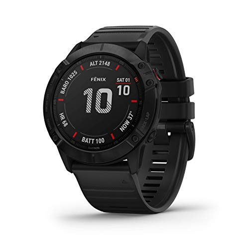 Garmin Forerunner 945 Black Power Bundle HD Screen Protectors x4 , PlayBetter Portable Charger Protective Case 2019 GPS Running Watch Spotify Music, Advanced Analytics, Maps, Garmin Pay