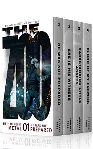 Birth of Heavy Metal Boxed Set (Books 1-4)