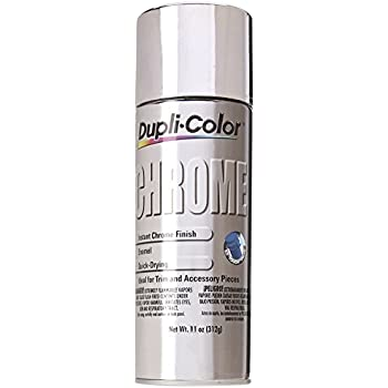Amazon.com: Dupli-Color CS101 Chrome Instant Enamel Spray - 11 oz ...