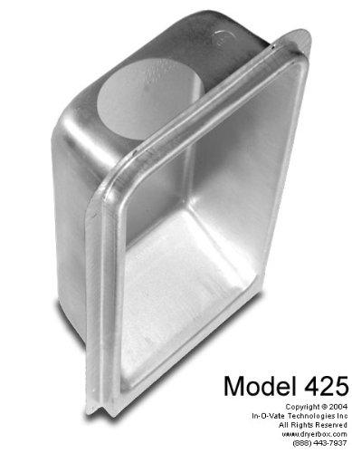 The Dryer Box® 425 Recessed Dryer Vent Box (# DB-425, DB425, 10-2000)