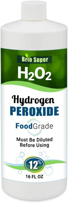 12% H2O2 Hydrogen Peroxide Food Grade Rapid Daily Shipping