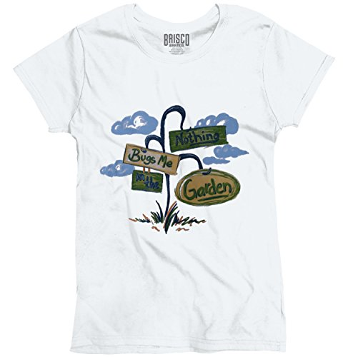 Classic Teaze Nothing Bug Me T Shirt | Outdoor Home Gardening Gift Idea Mom Ladies T-Shirt