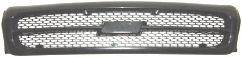 Partslink Number GM1200450 OE Replacement Chevrolet Caprice//Impala Grille Assembly