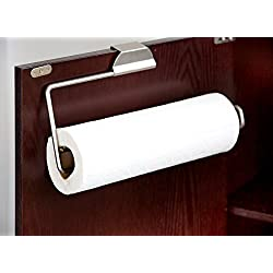 Home Basics Over the Cabinet Paper Towel Holder
