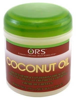 Health & Beauty Latest Collection Of Organic Root Stimulator Ors Coconut Oil Conditioning Creme 5.5oz Jar