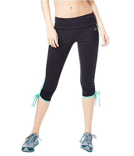 Aeropostale Womens Yoga Crop Athletic Workout Pants 978 M/20 (Aeropostale Workout Clothes)