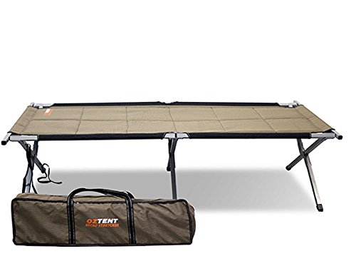 OzTent Gecko Camping Cot Stretcher by OzTent Sold by Family Tent Camping (Image #1)
