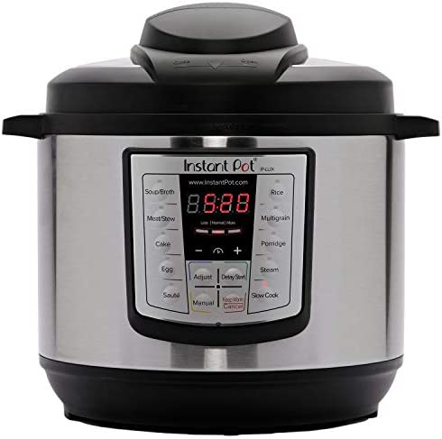 Save up to 25% on Instant Pot Lux 6 QT and McCormick Multi-Cooker Spices