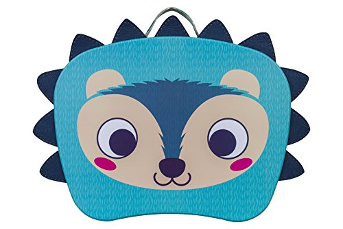 LapGear Lap Pets Lap Desk - Hedgehog (Fits up to 15.6'' Laptop) by Lap Desk
