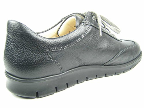 Barato 100% Auténtico Paquete De Cuenta Regresiva En Línea Barato Finn Comfort Mens Kiruna Nubuck Shoes Black Eg94x