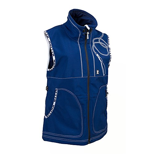 Hurtta Agility Dog Training Vest, Blue, XXL by Hurtta