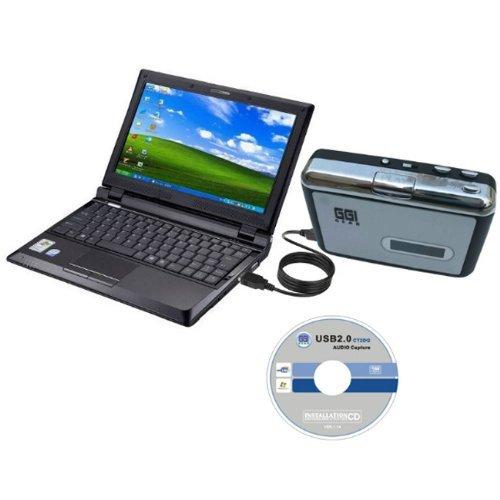 Bentley Mounts CT2DG Tape Cassette To MP3 PC USB Converter