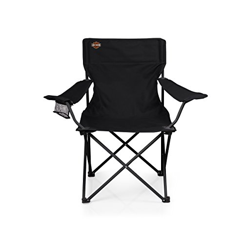 PICNIC TIME Harley-Davidson PTZ Portable Folding Camp Chair by PICNIC TIME