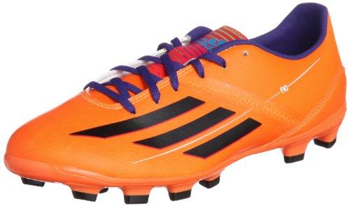 Adidas Schuhe Nockenschuhe F10 Fußballschuhe HG Hartplatzschuhe solzes/black, Größe Adidas:8.5