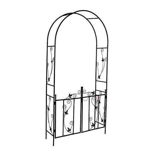 Better Garden Steel Garden Arch, 7'6
