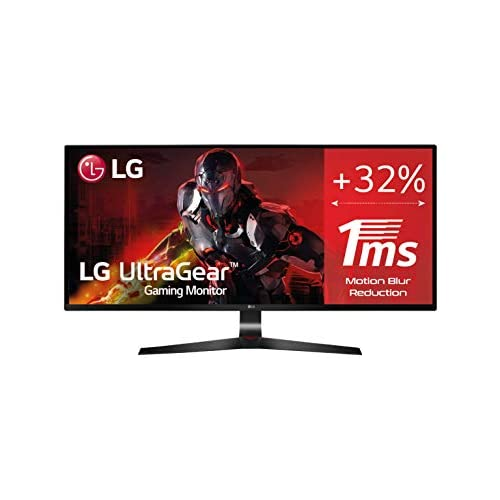 chollos oferta descuentos barato LG 29UM69G B Monitor Gaming de 73 7 cm 29 WFHD 2560 x 1080 IPS 21 9 DisplayPort x1 HDMI x1 USB C x1 AUX x1 Ultrawide Antireflejo Negro