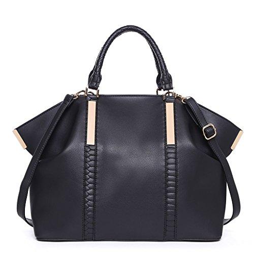 Chloe Tote Bag Black - 6